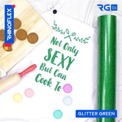Rhinoflex Glitter RG-06 GREEN