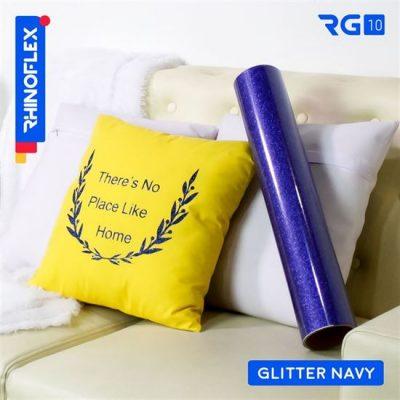 Polyflex Glitter RG-10 NAVY