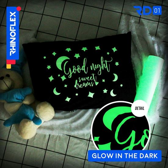 Rhinoflex Glow In The Dark RD-01 GLOW IN THE DARK