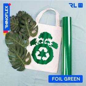 rhinoflex foil RL-11 GREEN