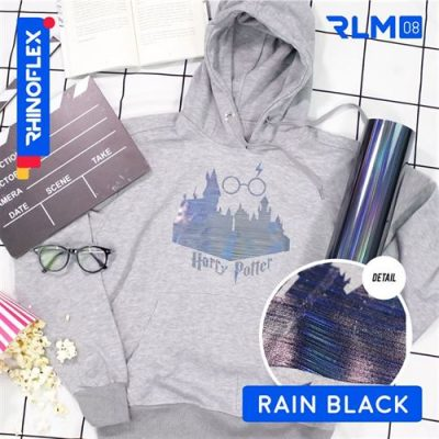 Rhinoflex Foil Motif RLM-08 RAIN BLACK