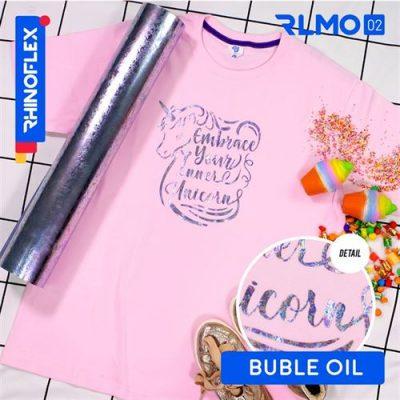 Rhinoflex Foil Motif RLMO-02 BUBLE OIL