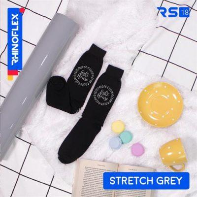 rhinoflex stretch RS-18 GREY