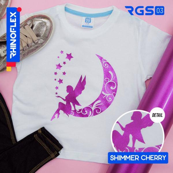 Rhinoflex Shimmer Cherry RGS-03