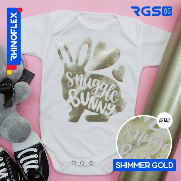Rhinoflex Shimmer Gold RGS-05