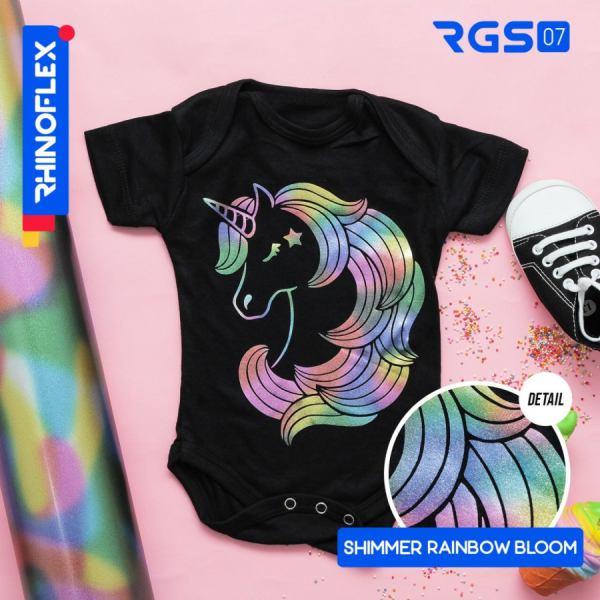 Rhinoflex Shimmer Rainbow Bloom RGS-07